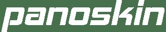 Panoskin Logo White