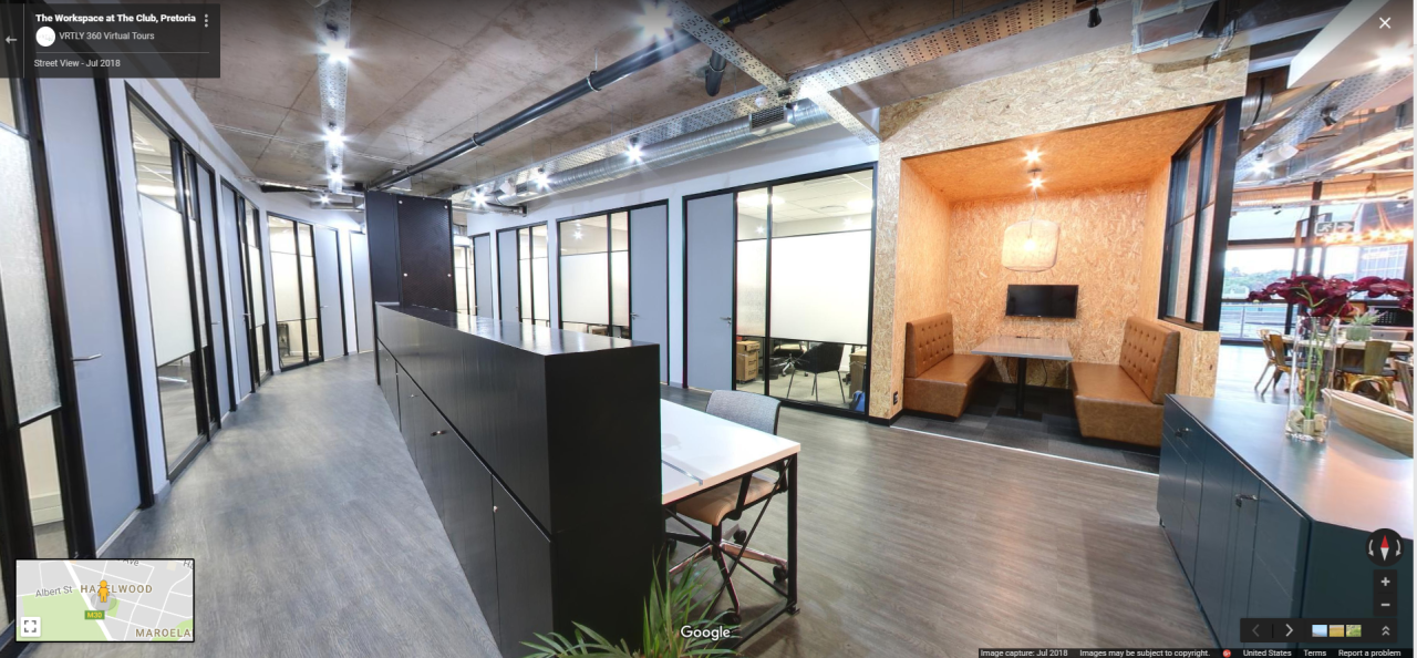 The Workspace Suites in Pretoria, South Africa