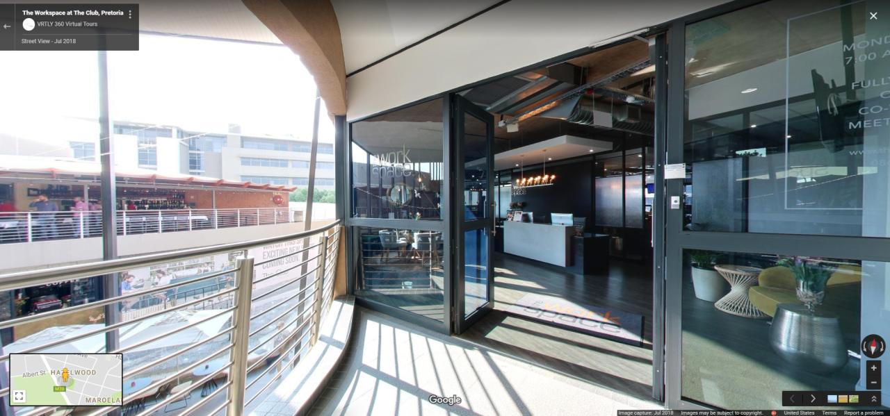 The Workspace in Pretoria, South Africa