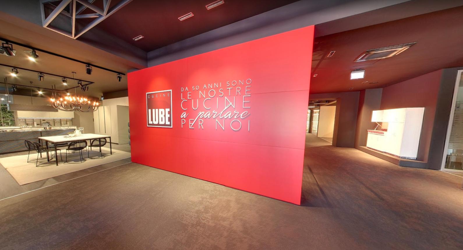 Tour Tuesday Winner September 2017: Cucine LUBE Showroom