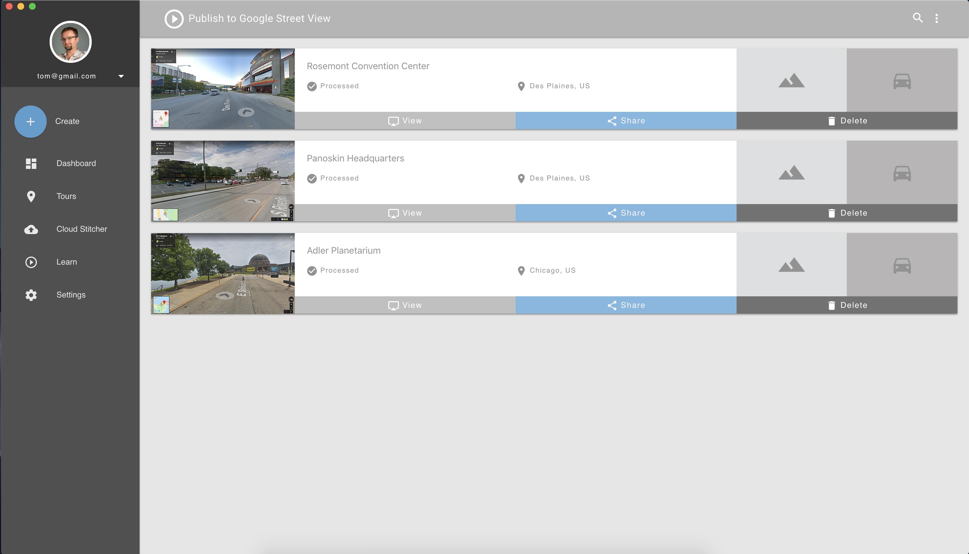 Publish GoPro Fusion 360 Camera Footage to Street View | TrailBlazer