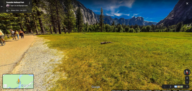 Yosemite National Park in California's Sierra Nevada Mountains | Tour Tuesday Feature