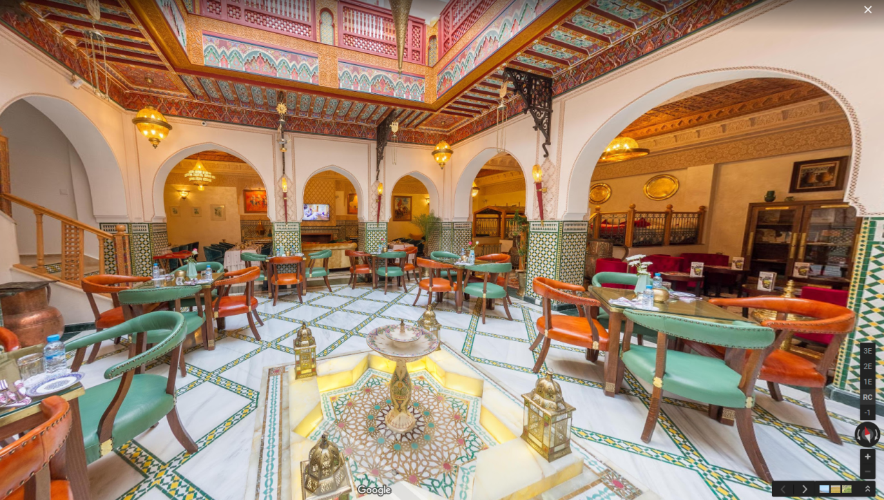 Tour Tuesday Winner February 2018: Palais Zahia Hotel & Spa in Morocco